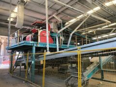 *Offers invited by COB Tuesday 28th July 2020* - Complete Glass Recycling and Colour Sorting Plant - List of Assets - 44