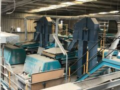 *Offers invited by COB Tuesday 28th July 2020* - Complete Glass Recycling and Colour Sorting Plant - List of Assets - 52