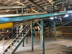*Offers invited by COB Tuesday 28th July 2020* - Complete Glass Recycling and Colour Sorting Plant - List of Assets - 4
