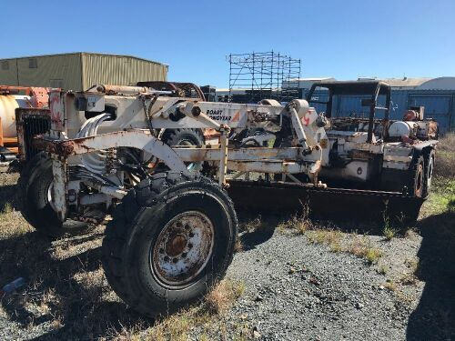 Unreserved 10/1995 Boart Longyear Universal Mine Grader