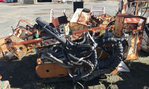 Unreserved 02/2007 Capricorn Mining Air Track Drill Rig