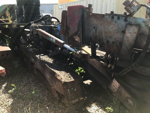 Unreserved Clarks Air Track Drill Rig