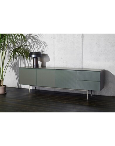 Moroso Voltair 2 Drawer 3 Door Sideboard