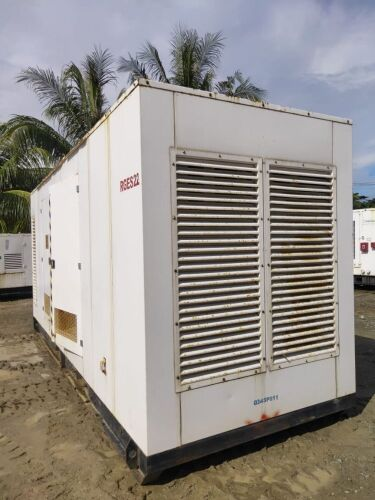 Used - 2010 Caterpillar 3406 Sound Proof 365 KVA - 0C2G06651 (Depo Balikpapan, Kalimantan )
