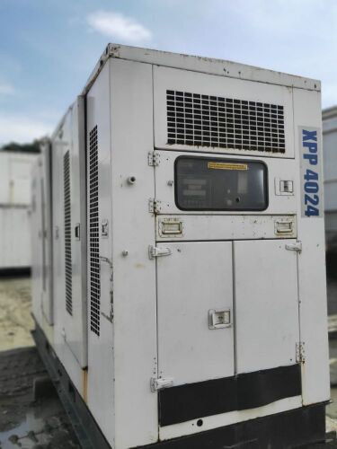 Used - 1999 Caterpillar 3406 Sound Proof 400 KVA - 04JK00496 (Depo Balikpapan, Kalimantan )