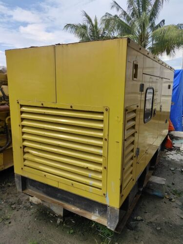 Used - 2000 Caterpillar 3054 Sound Proof 60 KVA - 05YS10046 (Depo Balikpapan, Kalimantan )