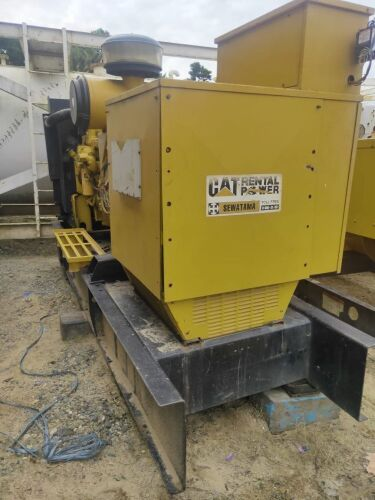 Used - 1996 Caterpillar 3306 Open Type 250 KVA - 09DS00395 (Depo Balikpapan, Kalimantan )