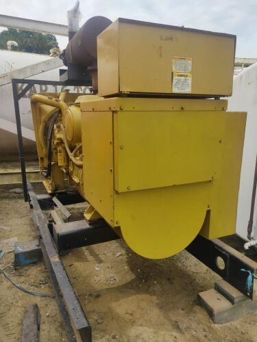 Used - 1996 Caterpillar 3306 Open Type 250 KVA - 09NR01402 (Depo Balikpapan, Kalimantan )