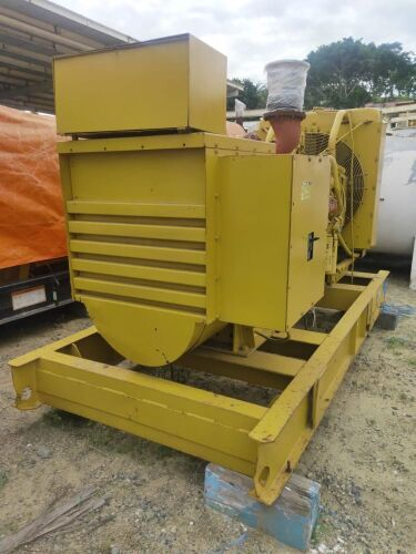 Used - 1993 Caterpillar 3408 Open Type 320 KVA - 078Z05079 (Depo Balikpapan, Kalimantan )