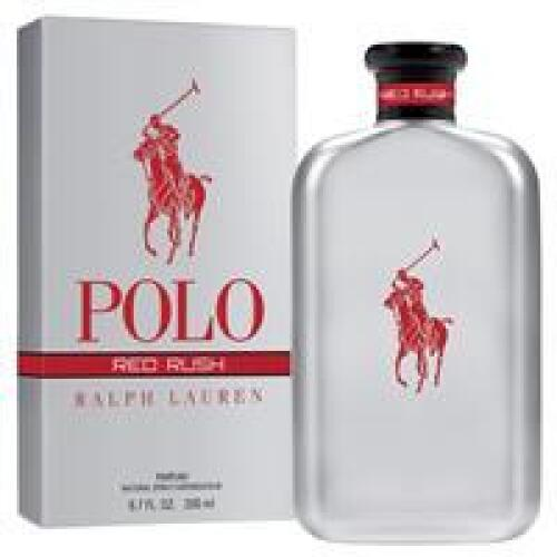 POLO (M) RED RUSH EDT 200ML ES