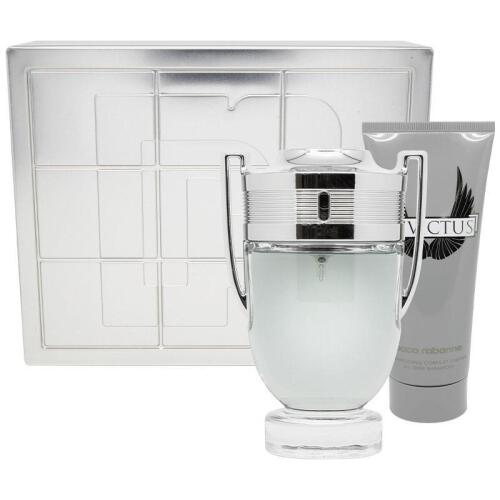 PACO INVICTUS 100ML EDT 2PC