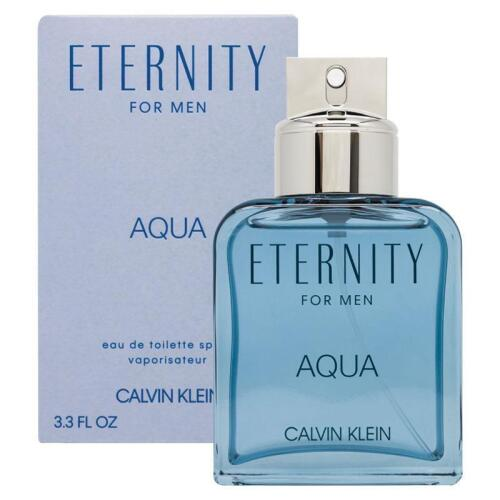 CK ETERNITY (M) AQUA EDT 100ML