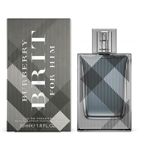 BURBERRY BRIT (M) EDT 50ML