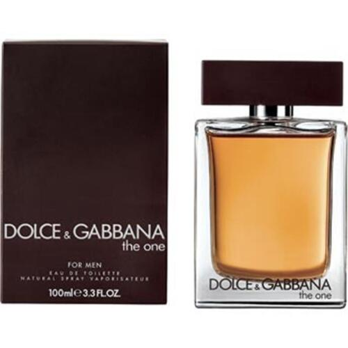 D&G THE ONE (M) EDT 100ML