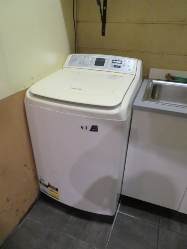 Samsung Top Load Washing Machine, Model: WRM130WL, 128 Litre capacity, 240 volt