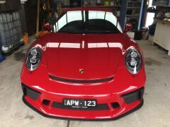 2017 Red Porsche 911 GT3 991 Automatic Coupe with only 3,657 Kilometres - 2