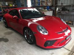 2017 Red Porsche 911 GT3 991 Automatic Coupe with only 3,657 Kilometres - 3