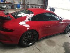 2017 Red Porsche 911 GT3 991 Automatic Coupe with only 3,657 Kilometres - 5