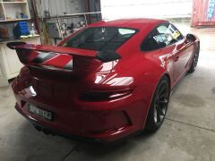 2017 Red Porsche 911 GT3 991 Automatic Coupe with only 3,657 Kilometres - 6