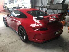2017 Red Porsche 911 GT3 991 Automatic Coupe with only 3,657 Kilometres - 8