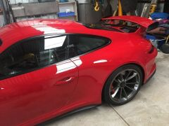 2017 Red Porsche 911 GT3 991 Automatic Coupe with only 3,657 Kilometres - 9