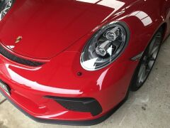 2017 Red Porsche 911 GT3 991 Automatic Coupe with only 3,657 Kilometres - 12