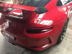 2017 Red Porsche 911 GT3 991 Automatic Coupe with only 3,657 Kilometres - 17