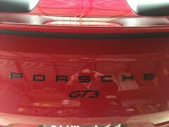 2017 Red Porsche 911 GT3 991 Automatic Coupe with only 3,657 Kilometres - 19
