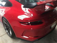 2017 Red Porsche 911 GT3 991 Automatic Coupe with only 3,657 Kilometres - 21