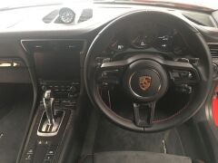 2017 Red Porsche 911 GT3 991 Automatic Coupe with only 3,657 Kilometres - 30