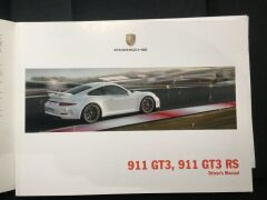 2017 Red Porsche 911 GT3 991 Automatic Coupe with only 3,657 Kilometres - 38