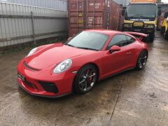 2017 Red Porsche 911 GT3 991 Automatic Coupe with only 3,657 Kilometres - 42