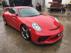 2017 Red Porsche 911 GT3 991 Automatic Coupe with only 3,657 Kilometres - 44