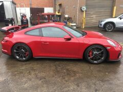 2017 Red Porsche 911 GT3 991 Automatic Coupe with only 3,657 Kilometres - 46