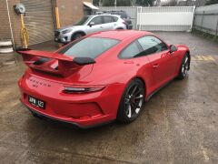 2017 Red Porsche 911 GT3 991 Automatic Coupe with only 3,657 Kilometres - 47