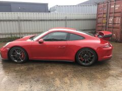 2017 Red Porsche 911 GT3 991 Automatic Coupe with only 3,657 Kilometres - 50