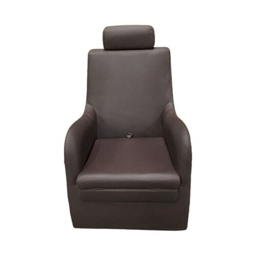 irest leather chair (dirt marks)