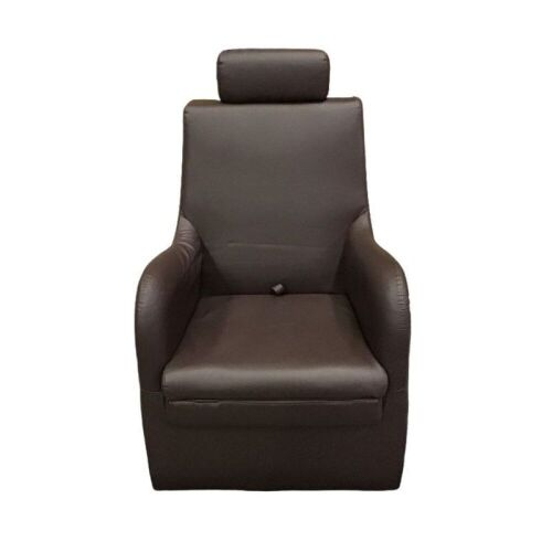 irest leather chair
