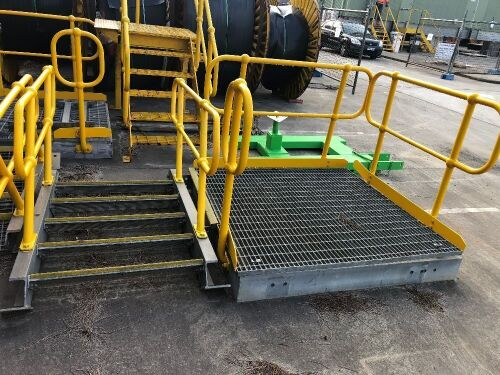 **Unreserved**RCS001 - Container Stairs