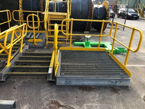 **Unreserved**RCS002 - Container Stairs