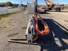 2003 Putzmeister MX 28-T Pump and Boom - 8