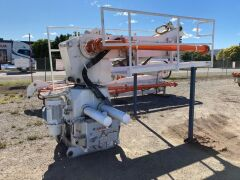 2003 Putzmeister MX 28-T Pump and Boom - 17