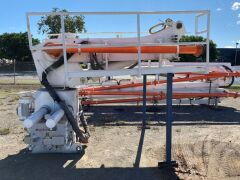 2003 Putzmeister MX 28-T Pump and Boom - 23