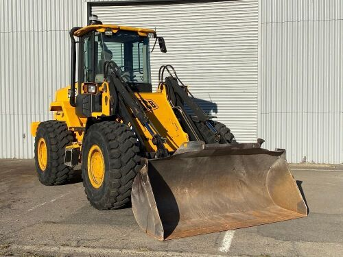 2004 JCB 426 Wheel Loader